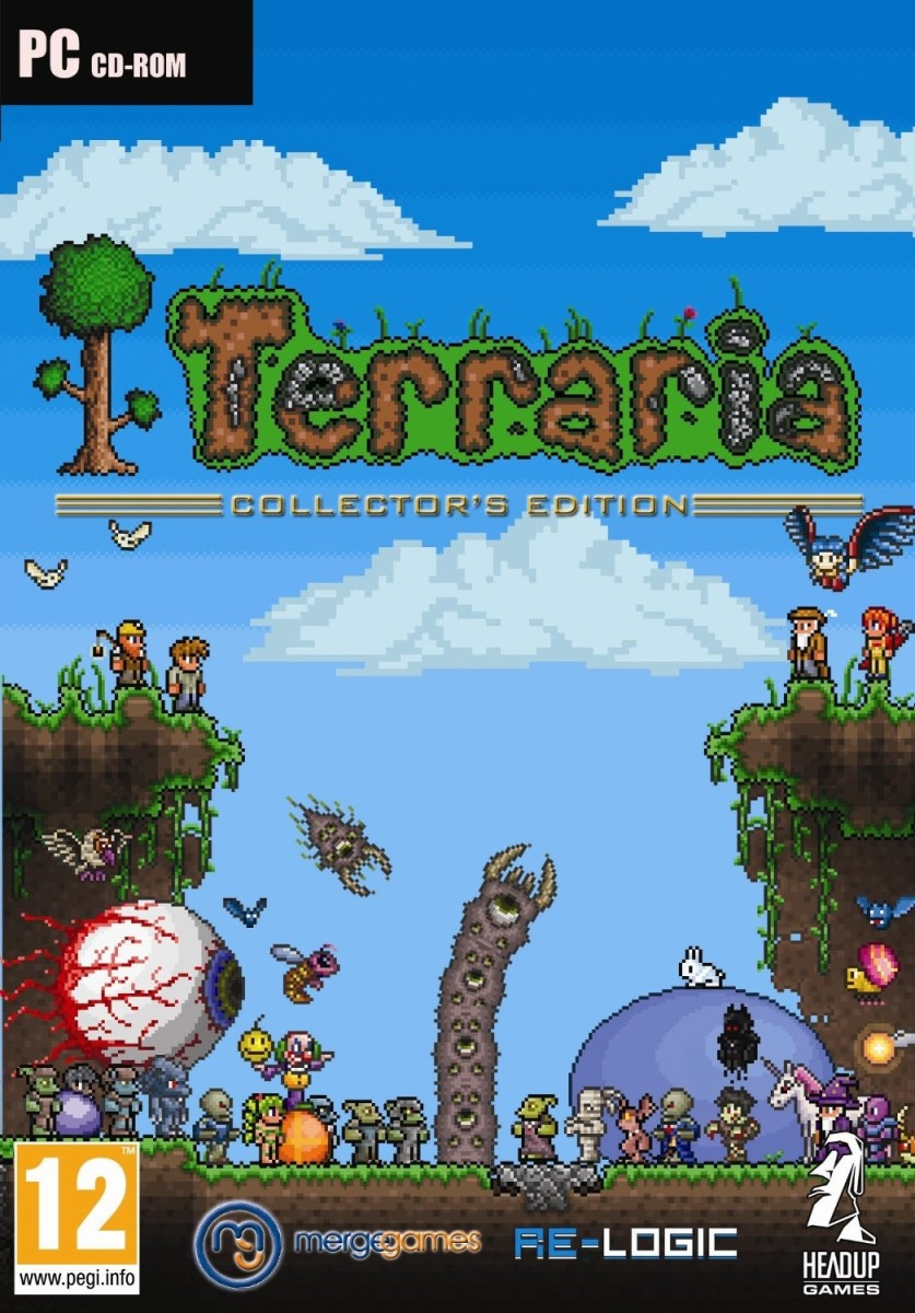 10 Games Like Terraria - Sandbox Adventure Games