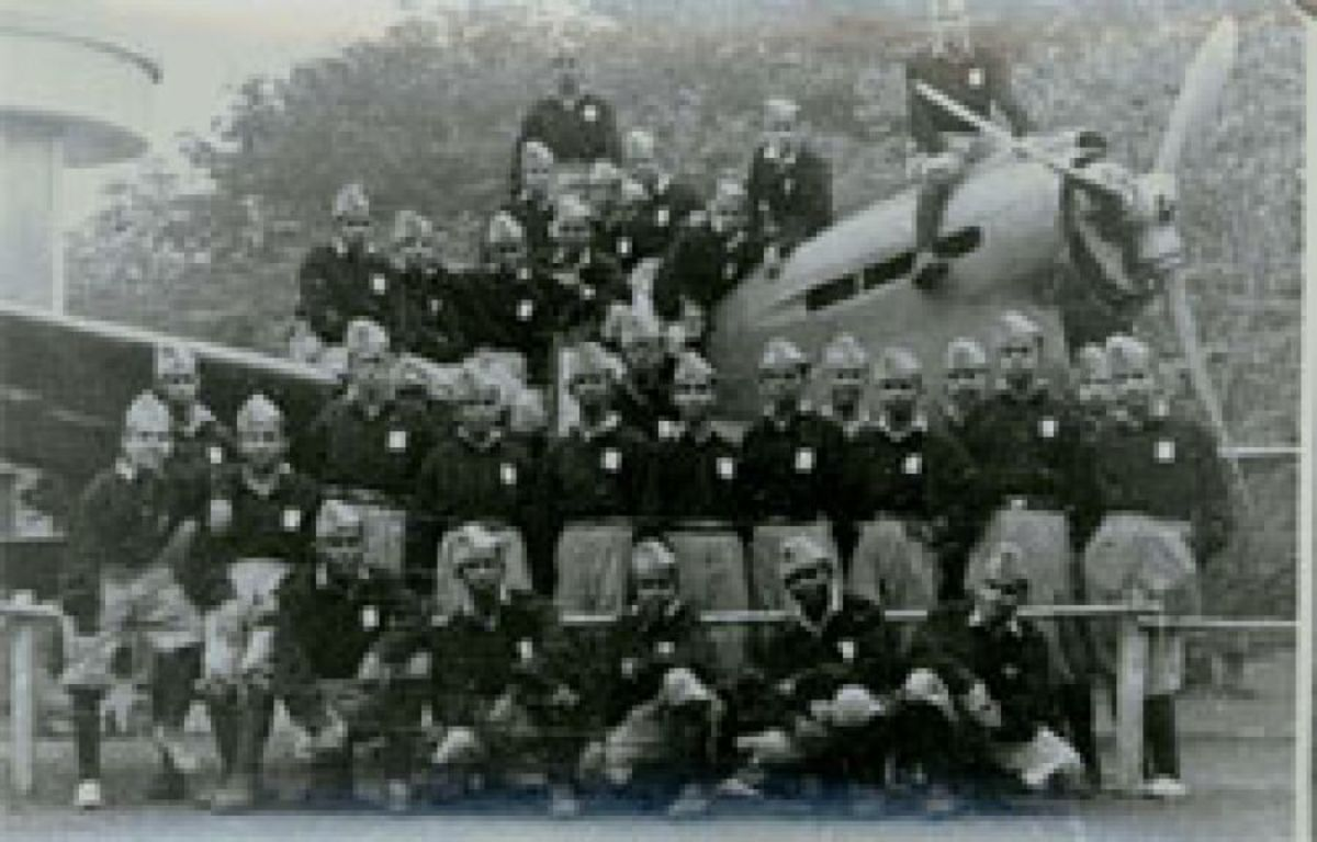 The Tokyo Boys: Indian Trainee Pilots With the Imperial Air Force