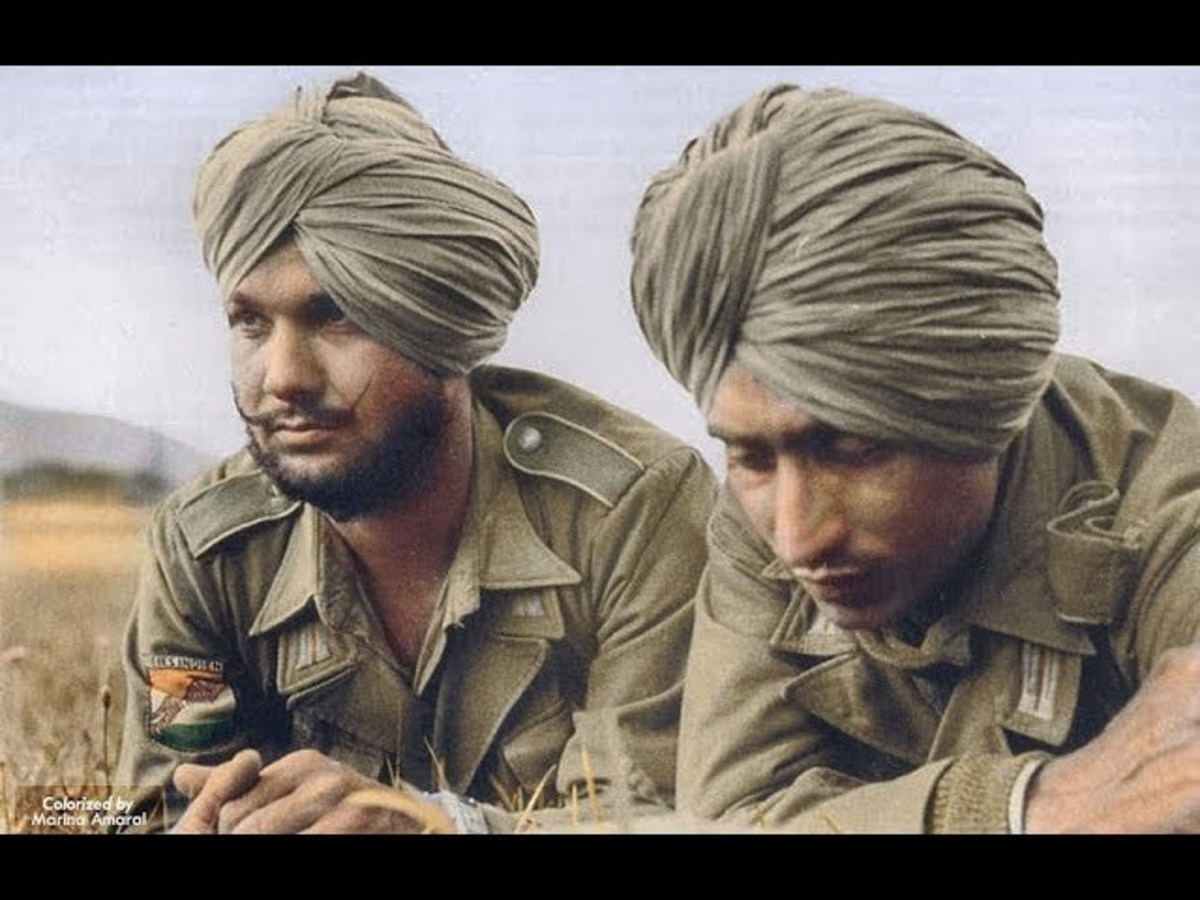 World War II: Hitler's Indian Regiment