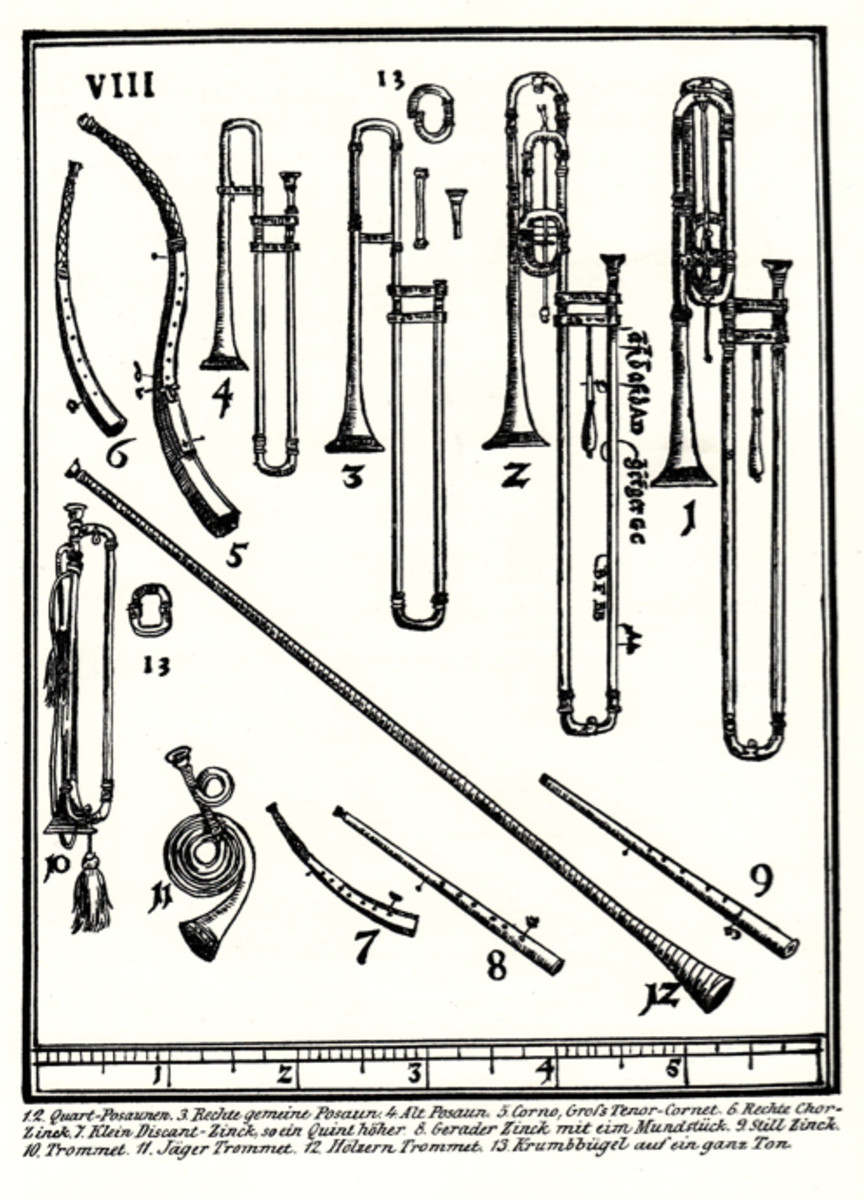 history trombone The trombone has always been an ensemble instrument music for multiple trombones has existed for 400+ years both pro and amateur ensembles play it now.