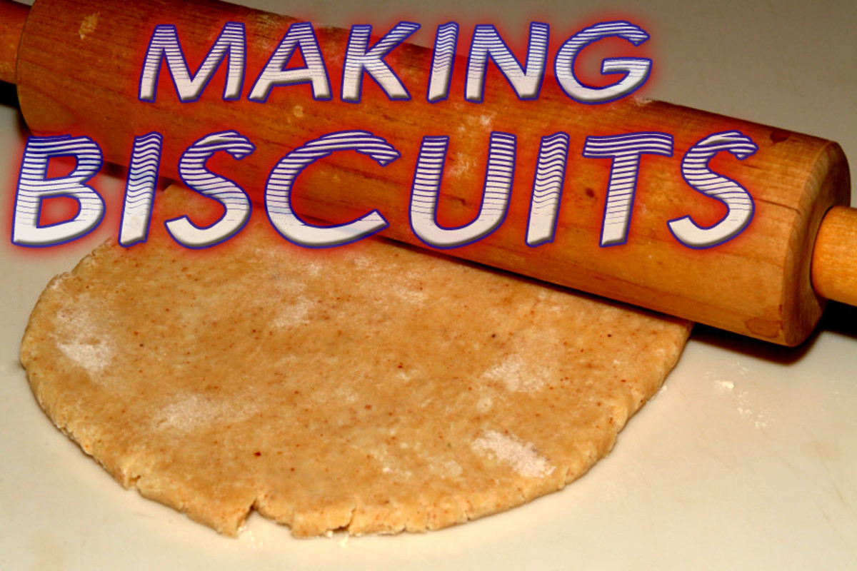 Making Biscuits recipes from KFC, Hardee's, and Red Lobster