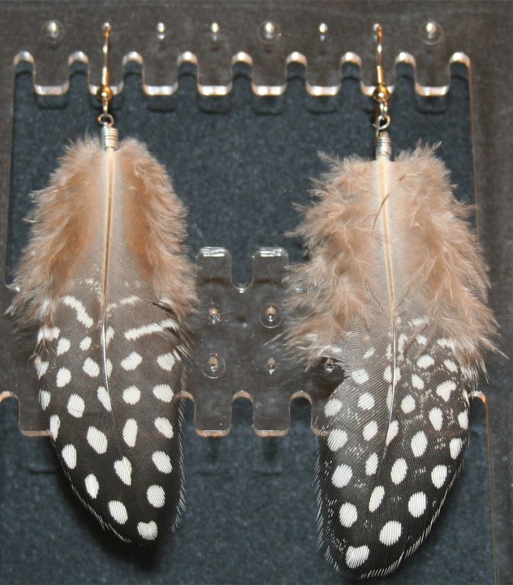 how-to-make-your-own-feather-earrings
