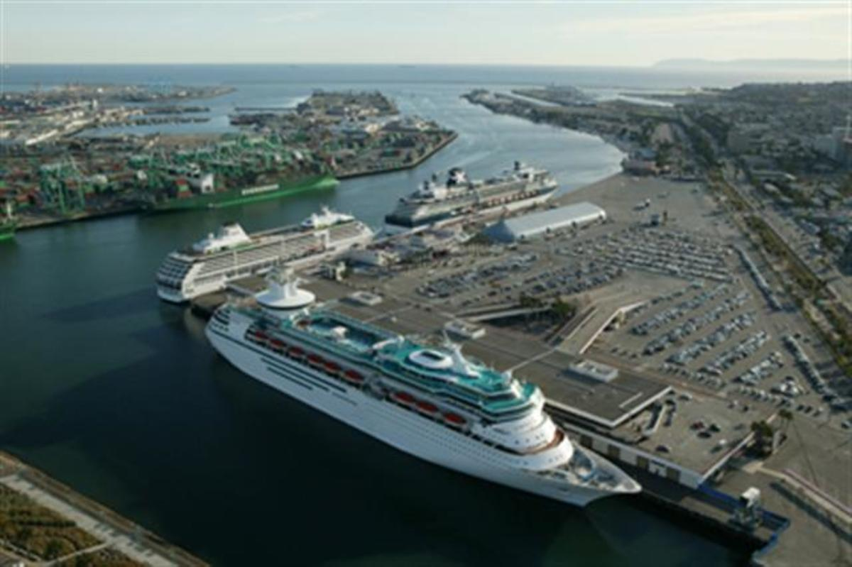 San Pedro Cruise Port