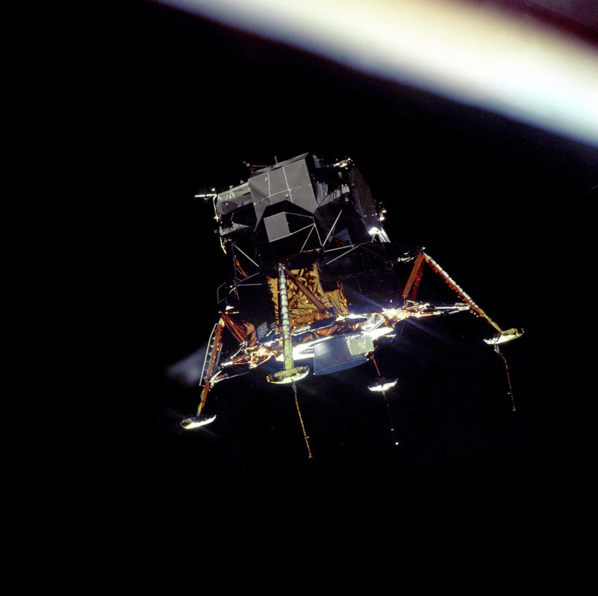 Lunar Lander - Apollo Mission