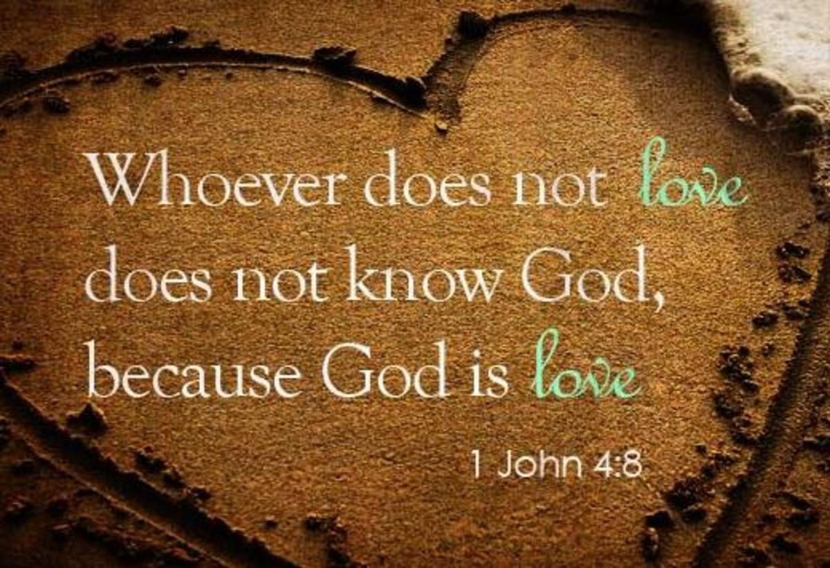 Yes, God Is Love … but He Is Also a Consuming Fire!