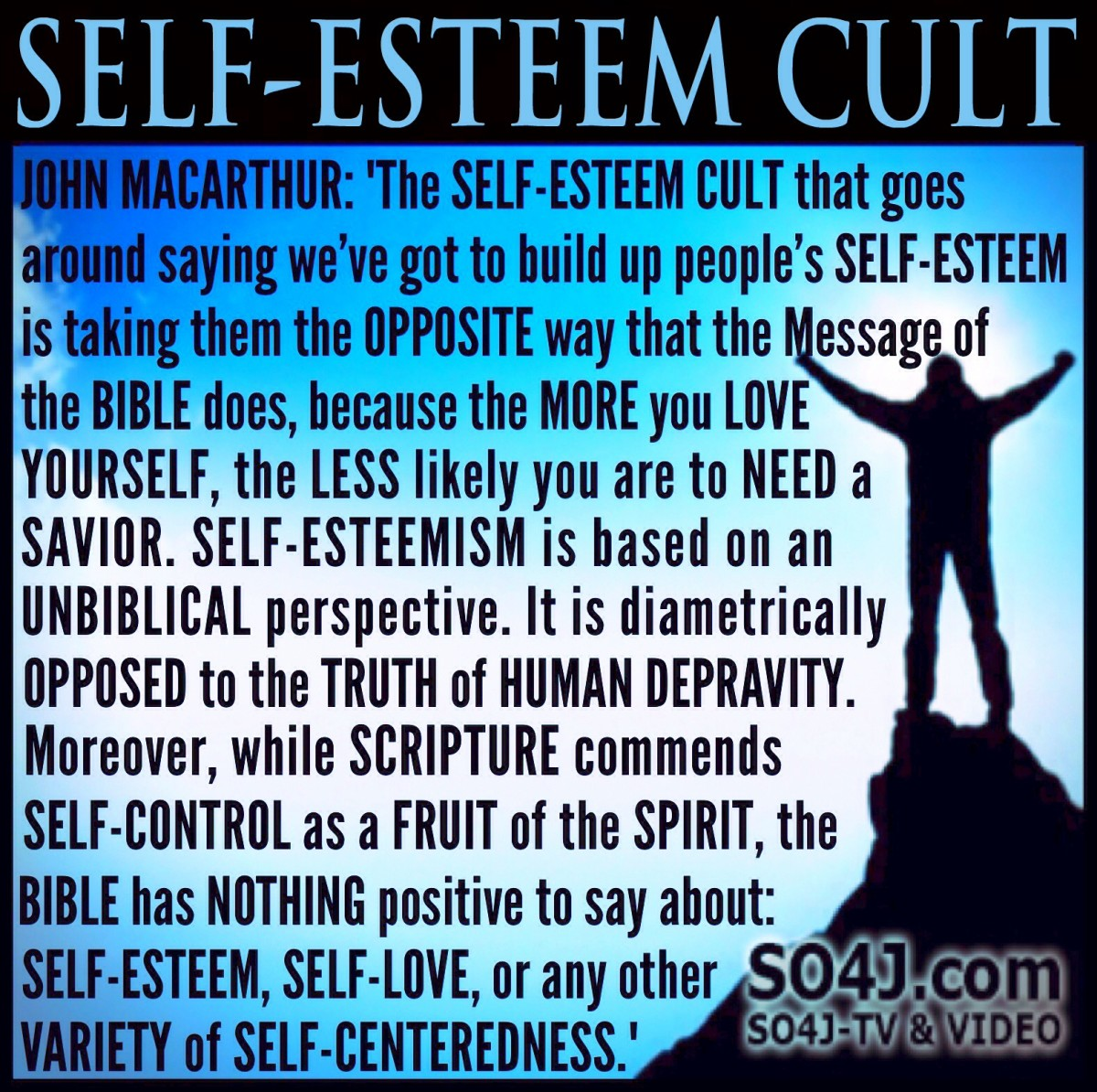 Selfism – Part II - A Sign of the Perilous Last Days