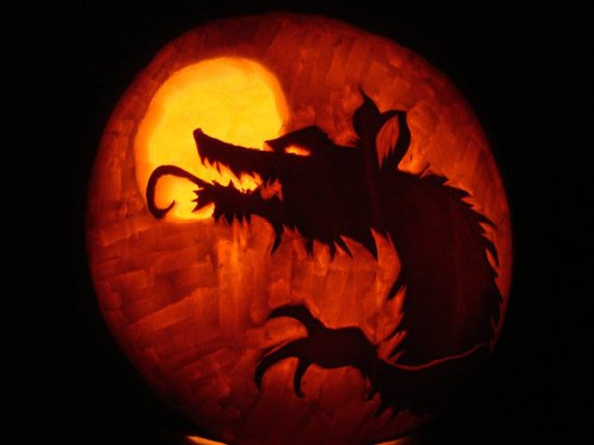 Entirely Unique Jack-O-Lanterns, Pumpkin Carving Ideas and Patterns