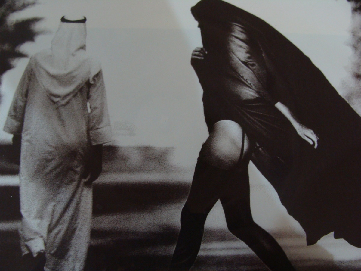How Arabic Muslim Women Have to Dress even for work