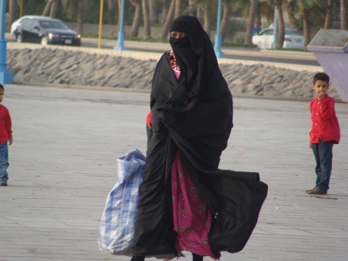 Looking for Love in Saudi Arabia