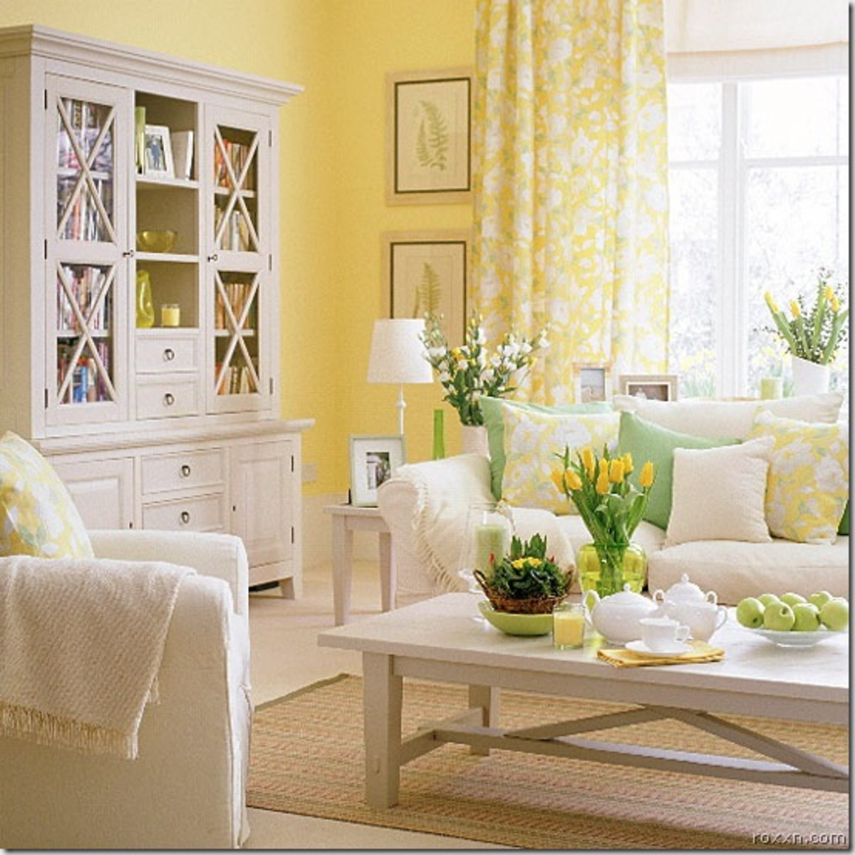 Interior Decorating - What Paint Color Choices and Schemes for Your ...