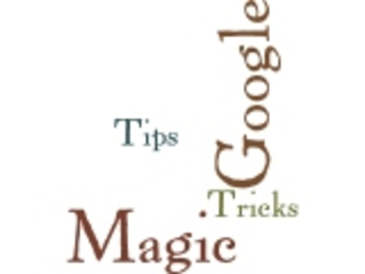 Google Maps Tips and Tricks Wordle by Humagaia