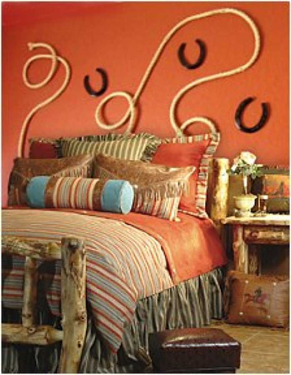 Western Bedroom Decor