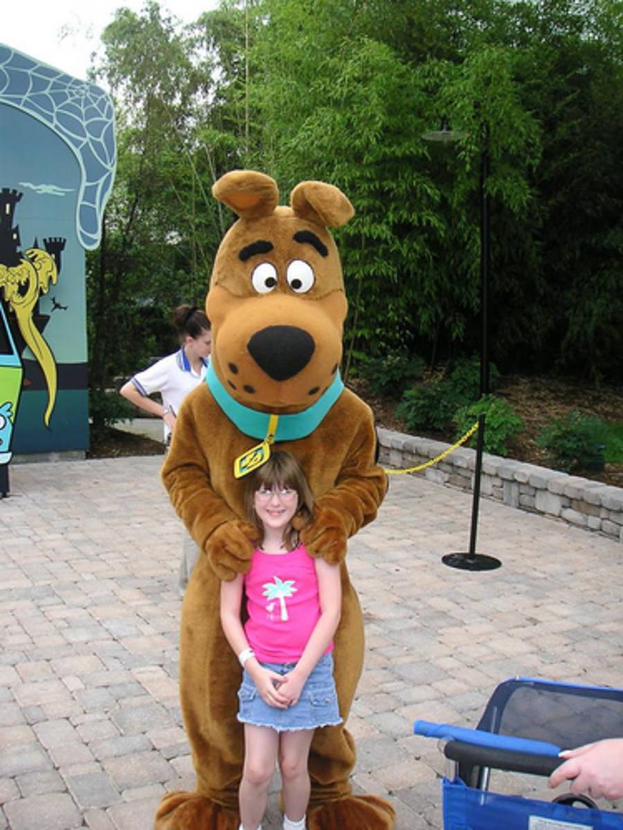 Most fundamentalist Christians describe Scooby-Doo as a Satanic cartoon.