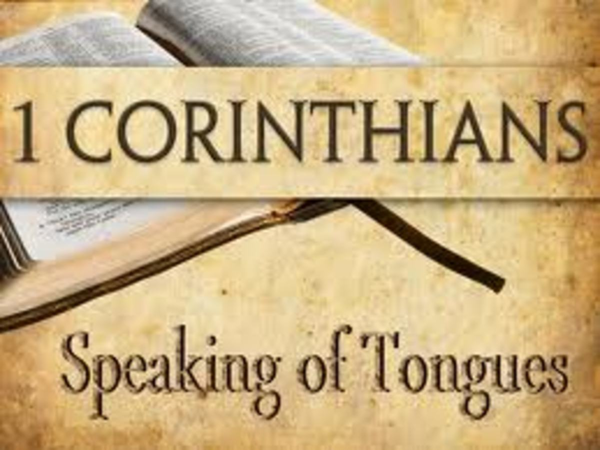 Speaking in Tongues:  The Phenomenon of Glossolalia Within Pentecostalism