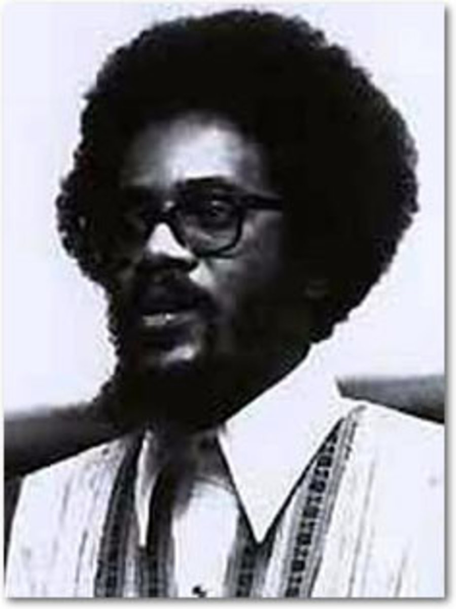 "Walter Rodney who wrote ""How europe Underdeveloped Africa"", form Guyana, was assassinated"