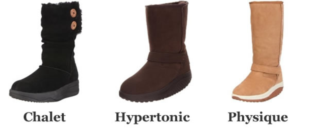 Shape Ups Tall Boots Styles