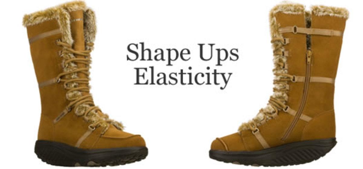 Shape Ups Elasticity Tone Boots