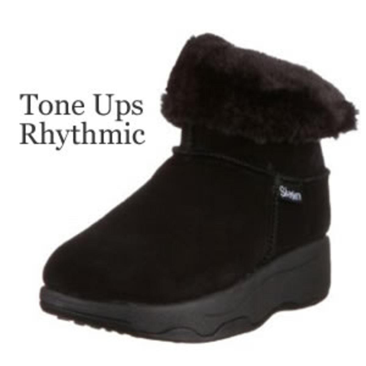 Skechers Tone Ups Rhythmic Boots