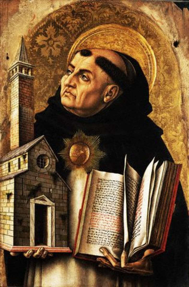 St.Thomas Aquinas
