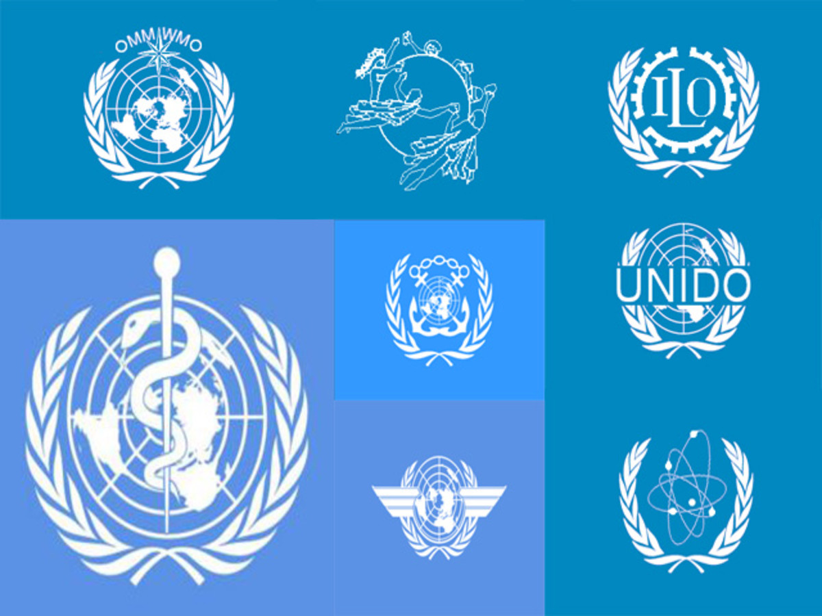 Specialized Agencies Of The United Nations Organization Hubpages
