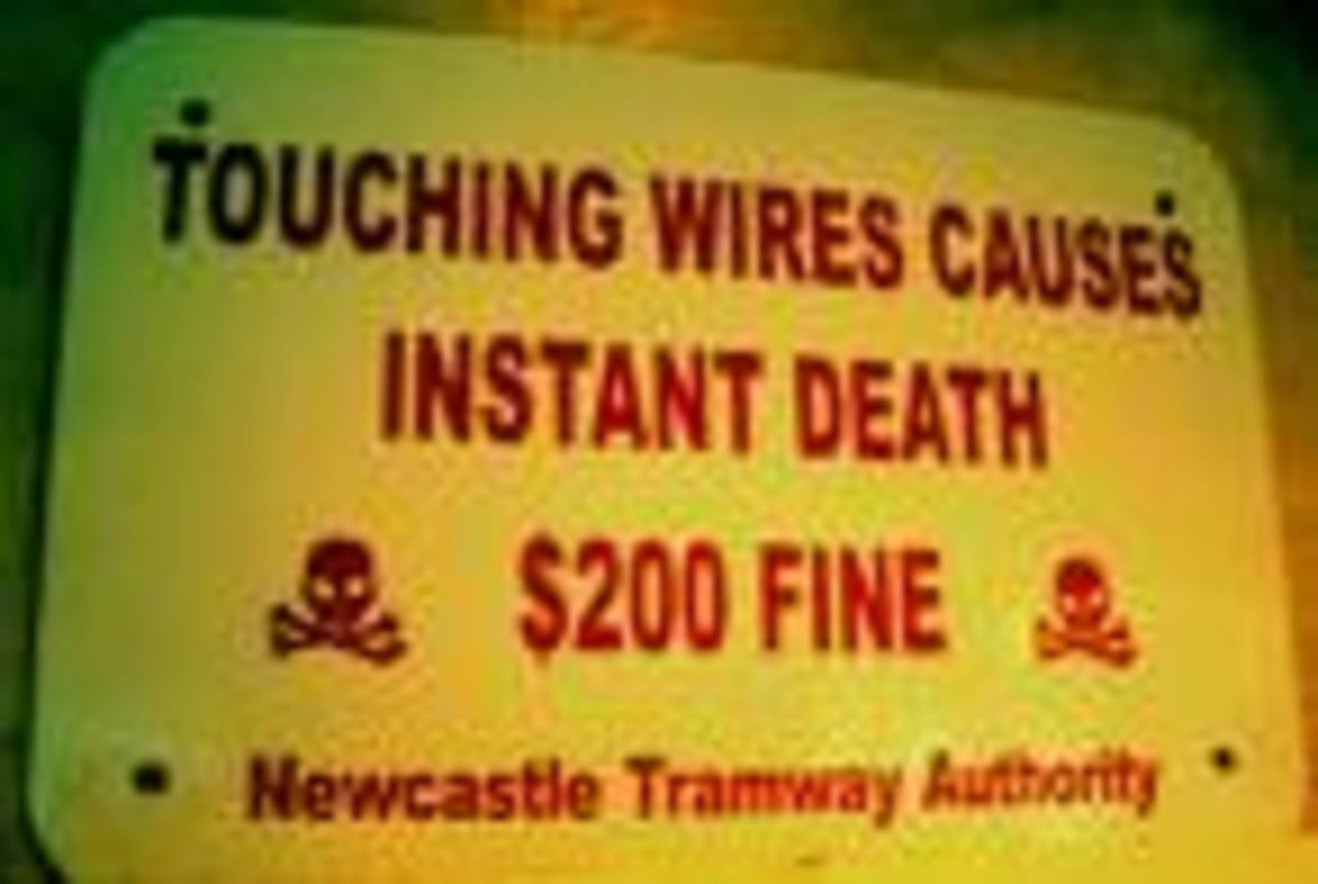 Shame he won't be alive to pay the fine!