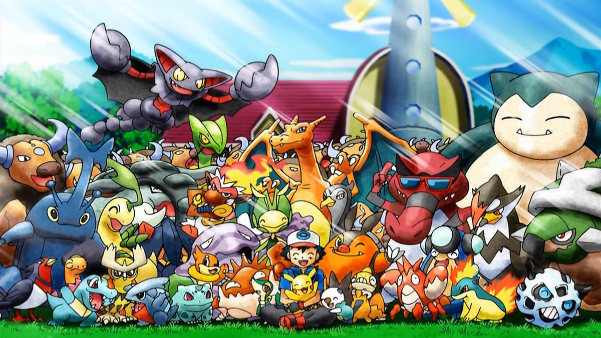 Best Looking Pokémon from Each Type!
