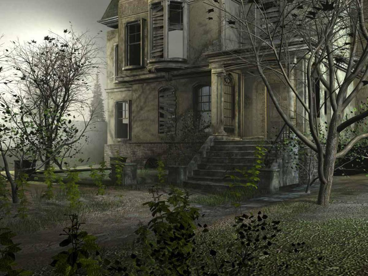 Signs Your House Is Haunted And What To Do About It. Plus A Great Ghost Story.