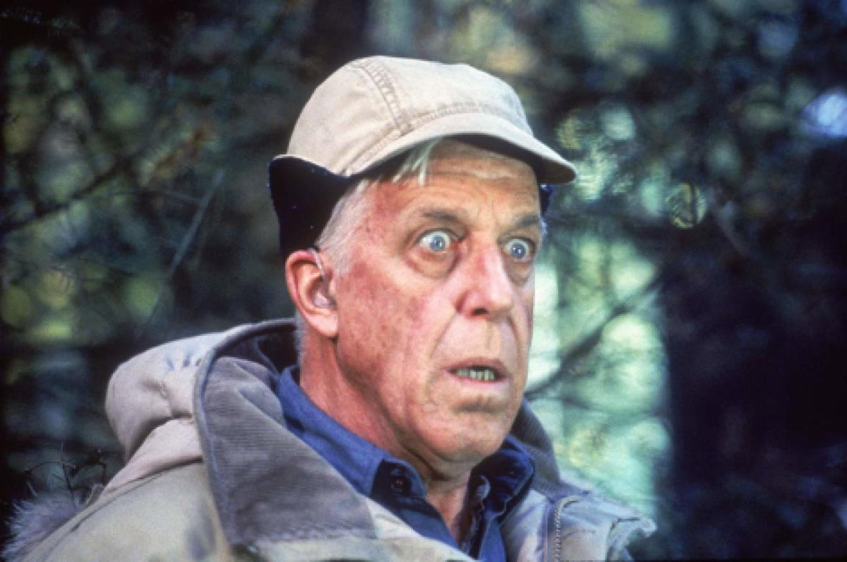 Fred Gwynne realizes the remake is much better.