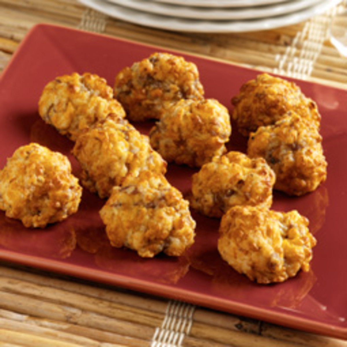 These Sausage And Cheese Balls are oh so delicious and one of the best appetizers you will ever eat.