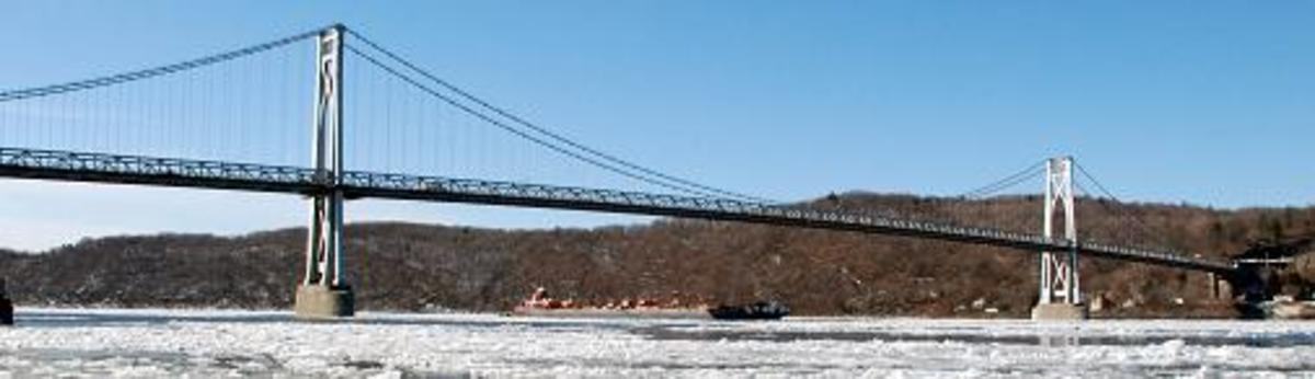 Hudson River Bridges - Bridges that Cross Over the Hudson River