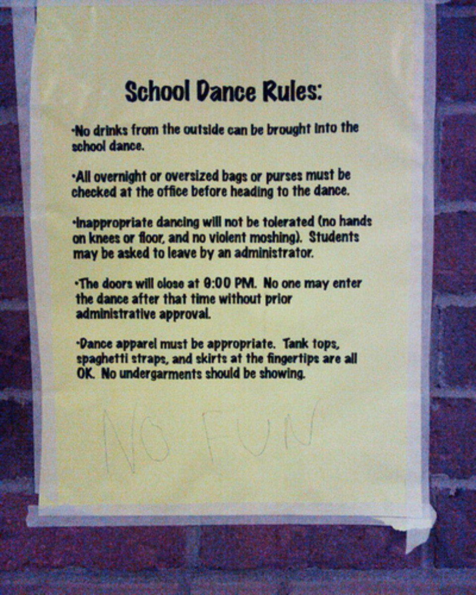 Grinding, or Freak Dancing, Grinds Teachers' (and Parents) Gears at School Dances