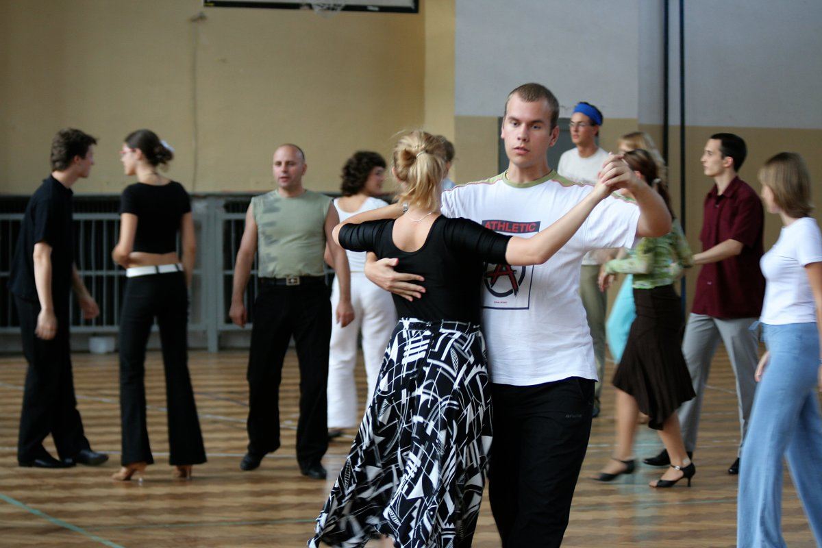 One of the somewhat unfeasible ways for schools to curb grinding is to provide ballroom dance lessons.