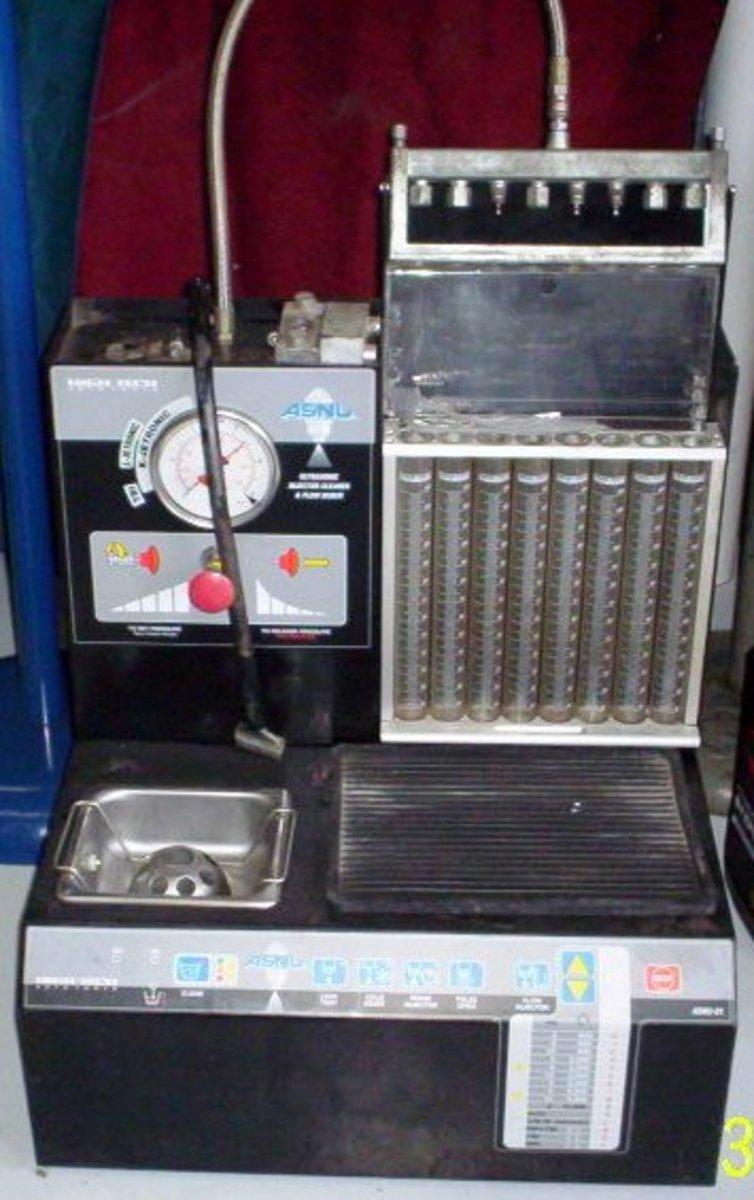 ASNU 8 cylinder injector cleaner.
