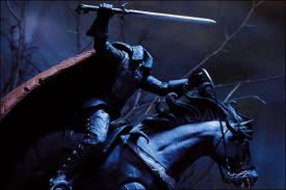 The Headless Horseman - photo from missbimbo.com