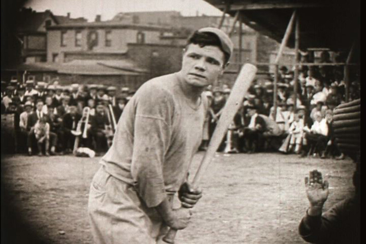 Babe Ruth in the early years
