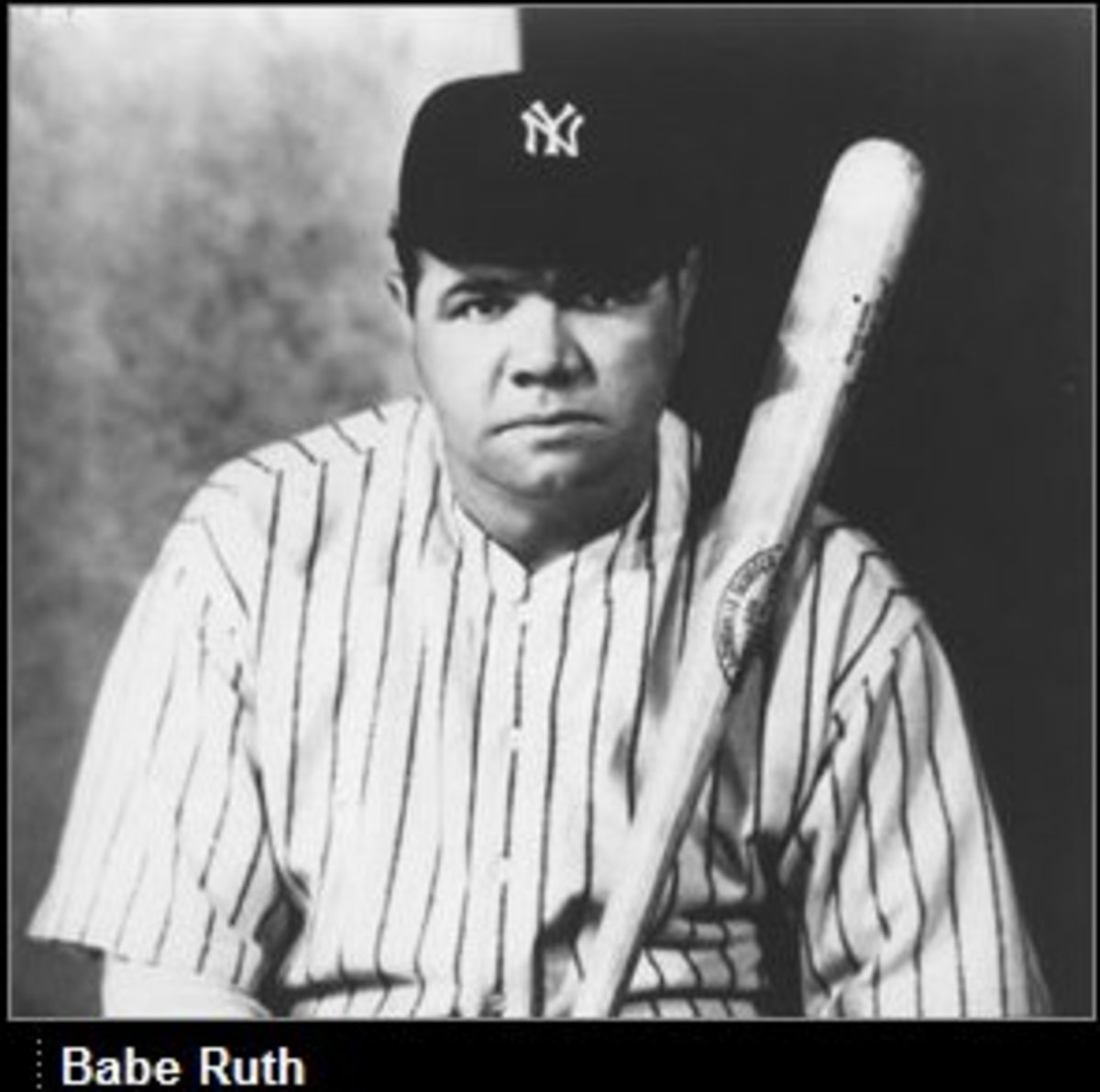 a biography of george herman ruth jr Early life george herman ruth, jr was born on february 6, 1895 in baltimore,  maryland his parents were kate schamberger-ruth and george herman ruth,.