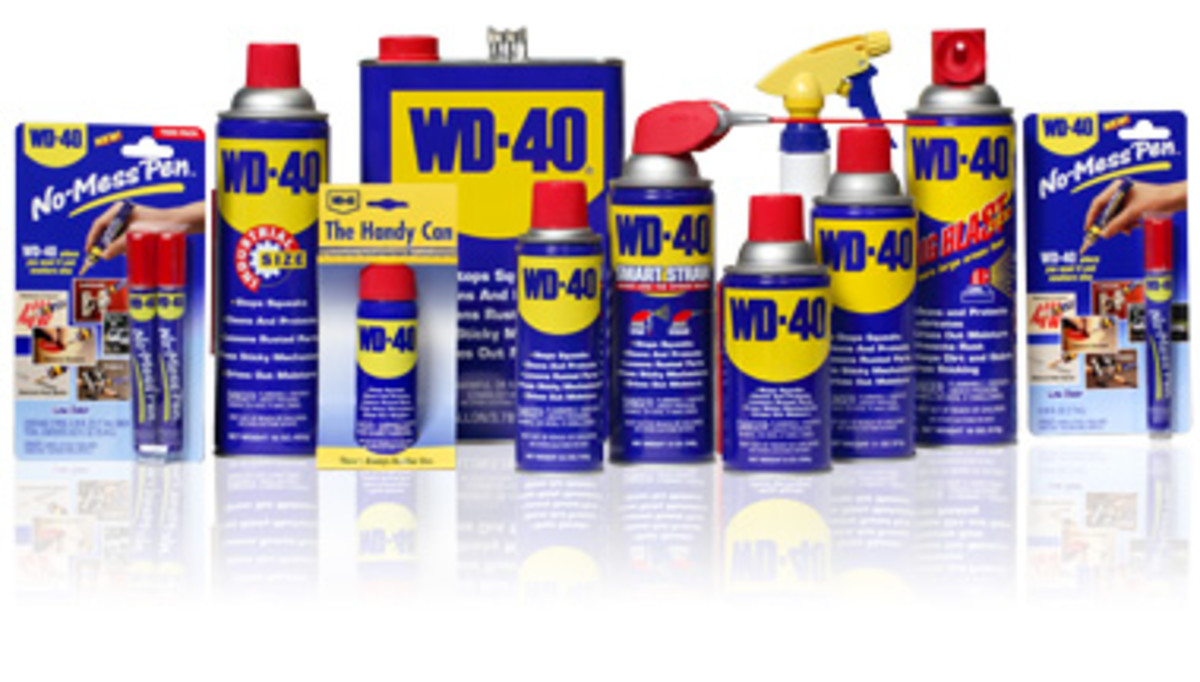 WD40 Will Get Melted Crayons Out Of Your Clothing Or Your Dryer.