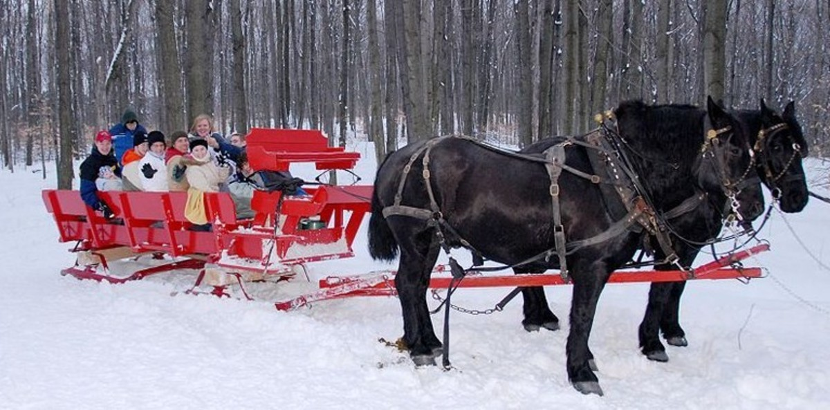 Sleigh Ride Directory for 2015