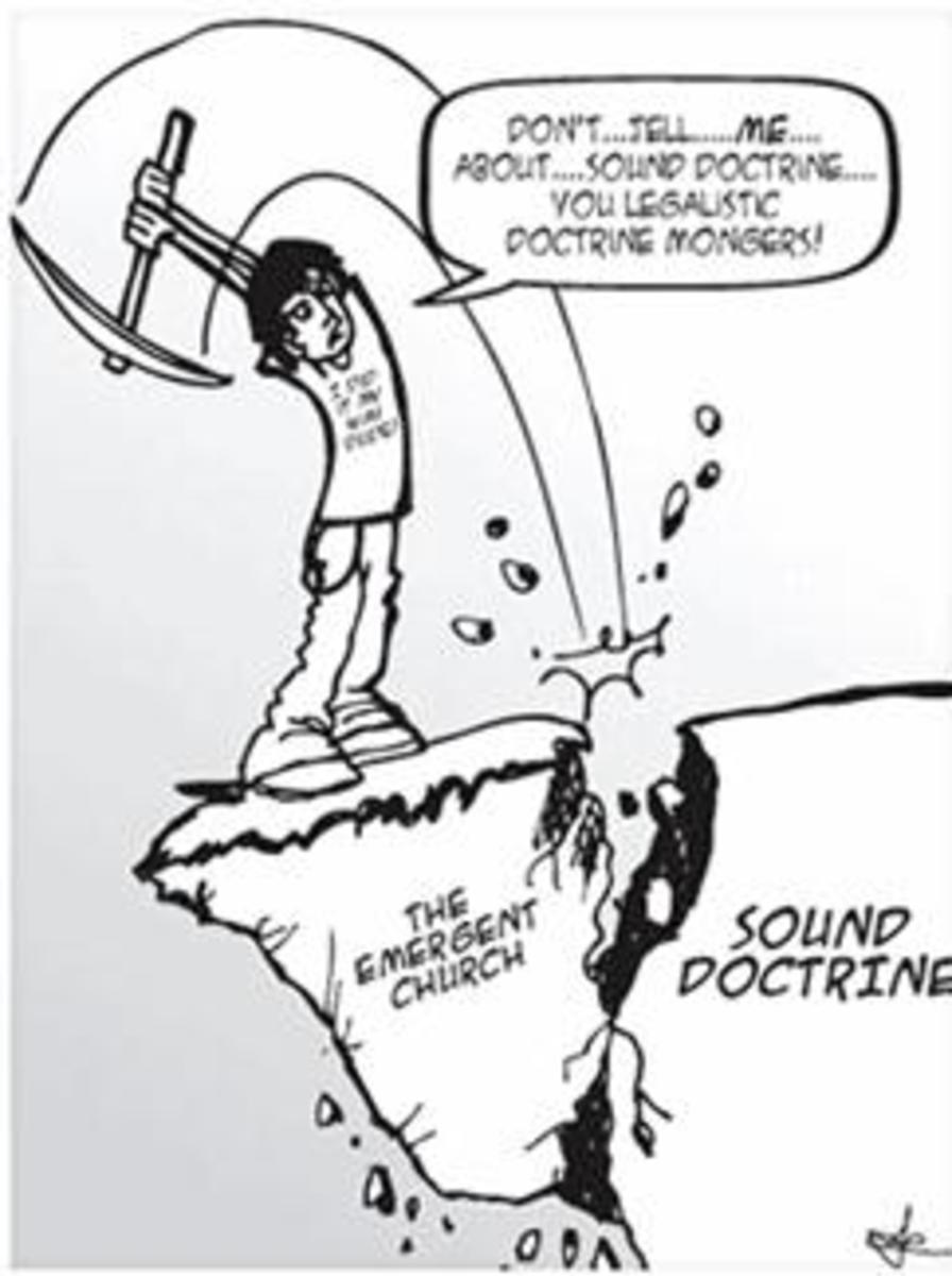 Must we choose feeling over sound doctrine?