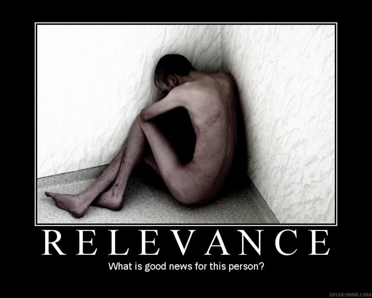 How do we now evangelize?