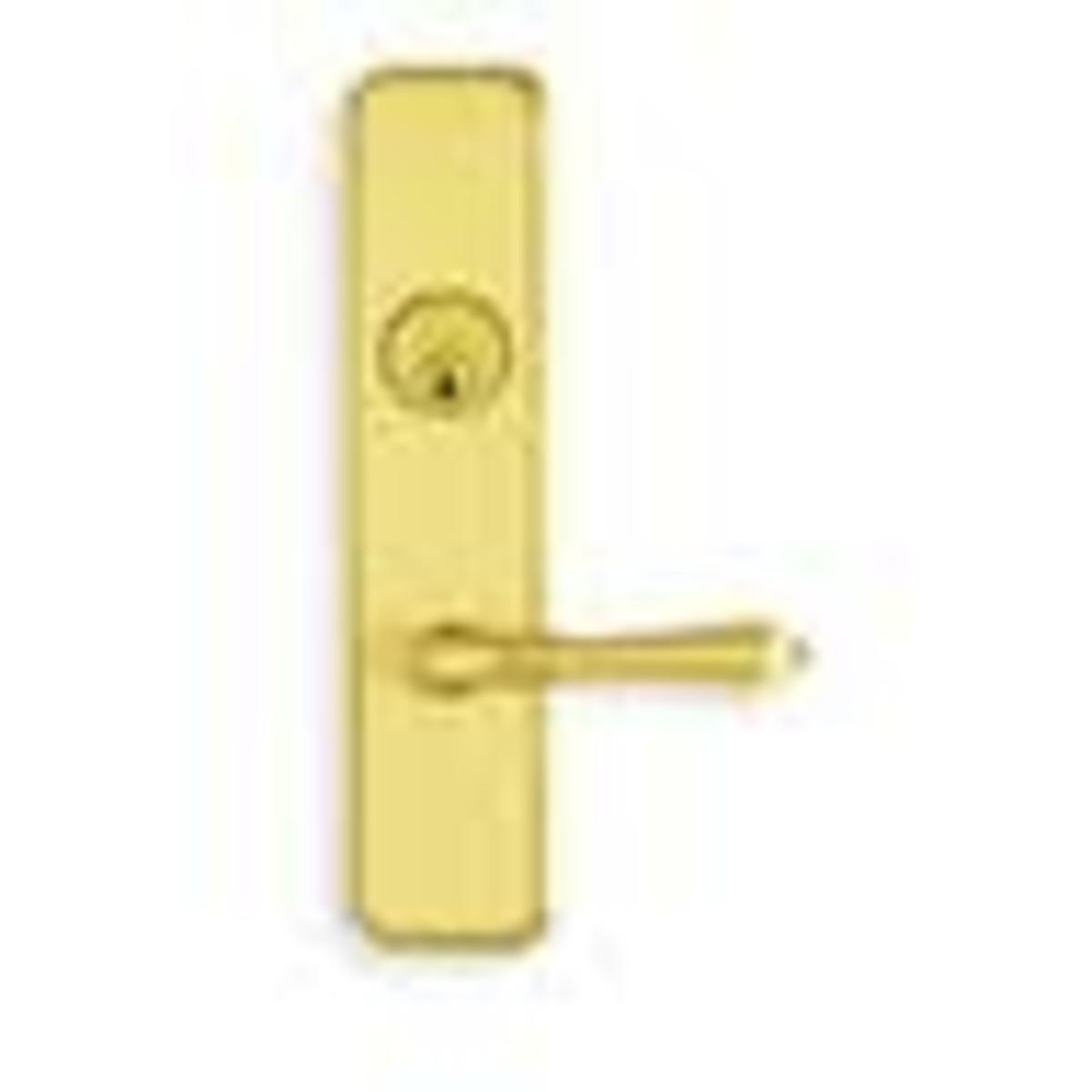 What is a Panic Proof Door Lock Set?