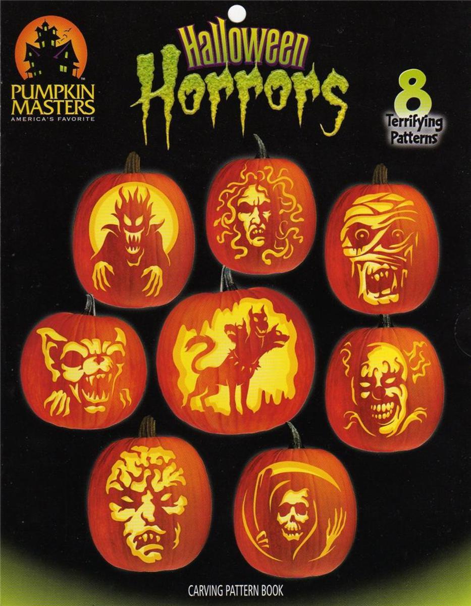 Pumpkin Carving Templates Free or Cheap