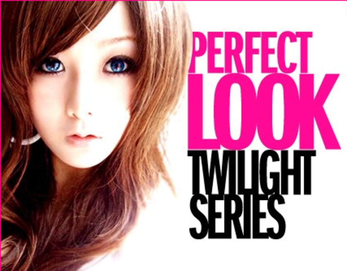 Yep- there are even Twilight-themed contacts.  Who knew?