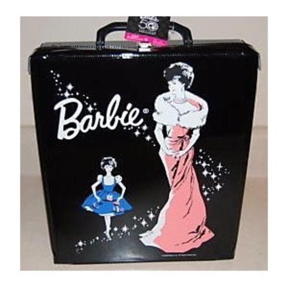 Reproduction vintage case