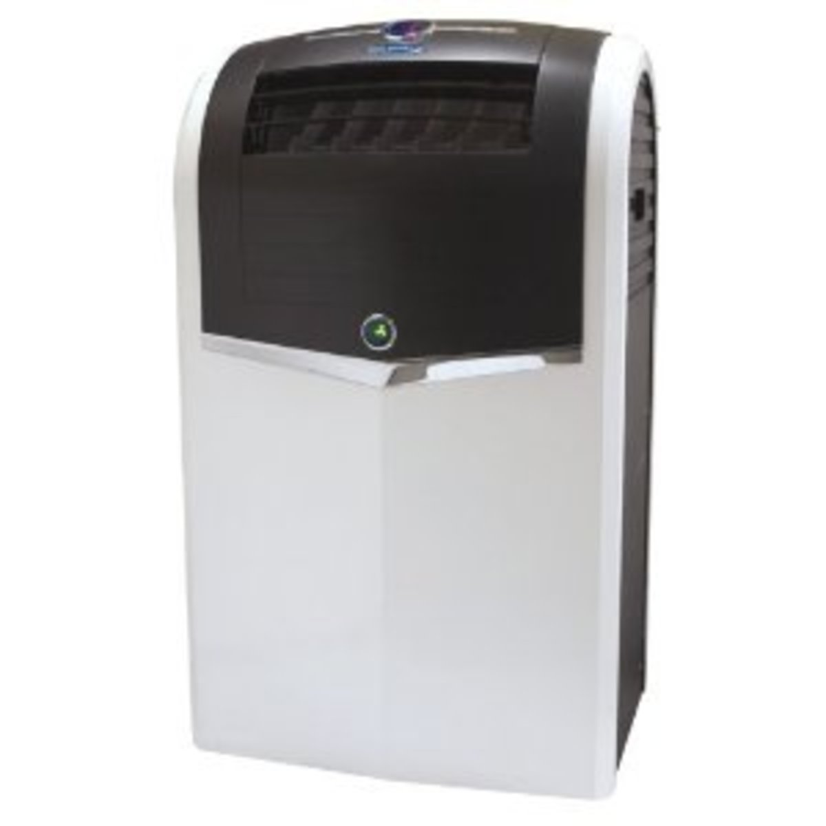 Soleus Air PH4-13R-01 13,000 BTU Evaporative Portable Air Conditioner, 13,000 BTU Heater, Dehumidifier and Fan, White with Black