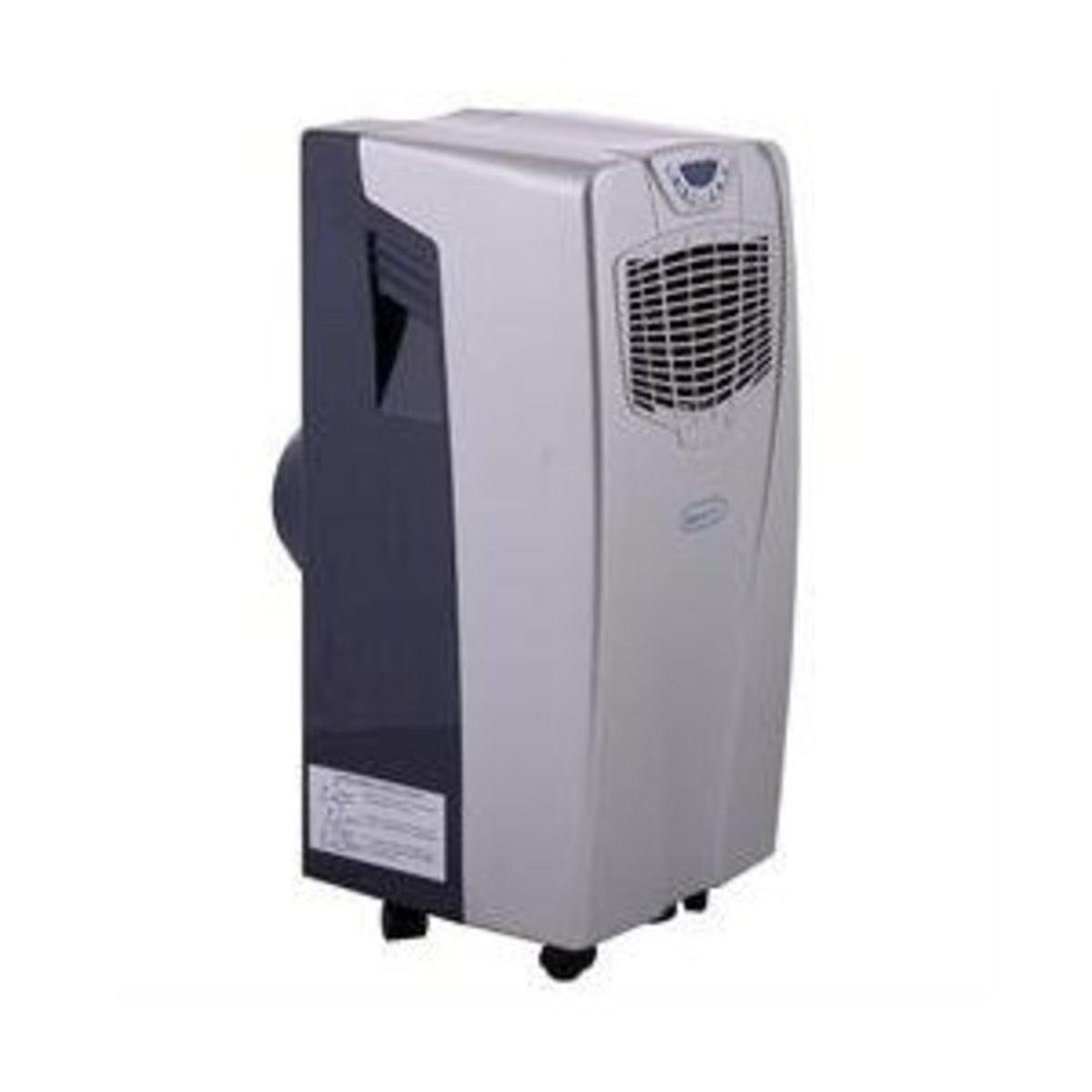 NewAir AC-10000E 10,000 BTU Portable Air Conditioner With AutoEvaporative Technology