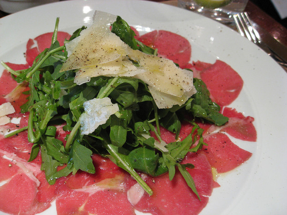 How to Make Beef Carpaccio at Home