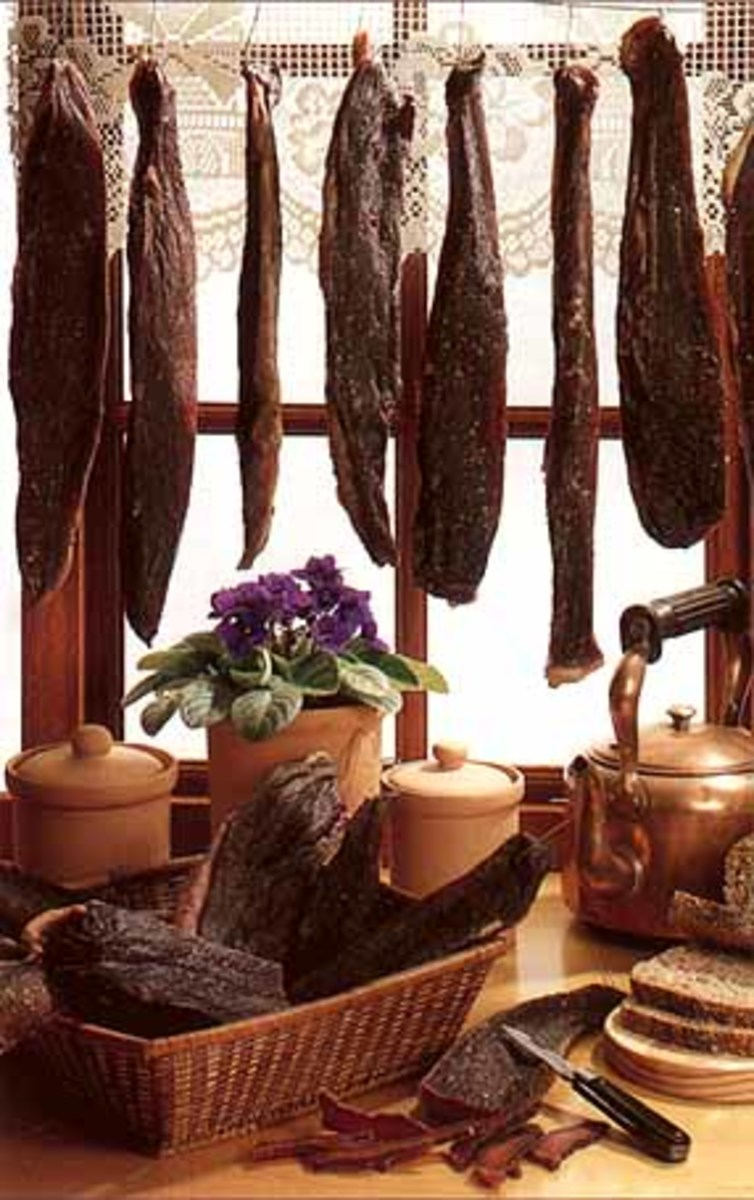 Biltong is one of the most delicate beef snacks available. It has been described as the prosciutto of South Africa. It can be bought for much less money, though.