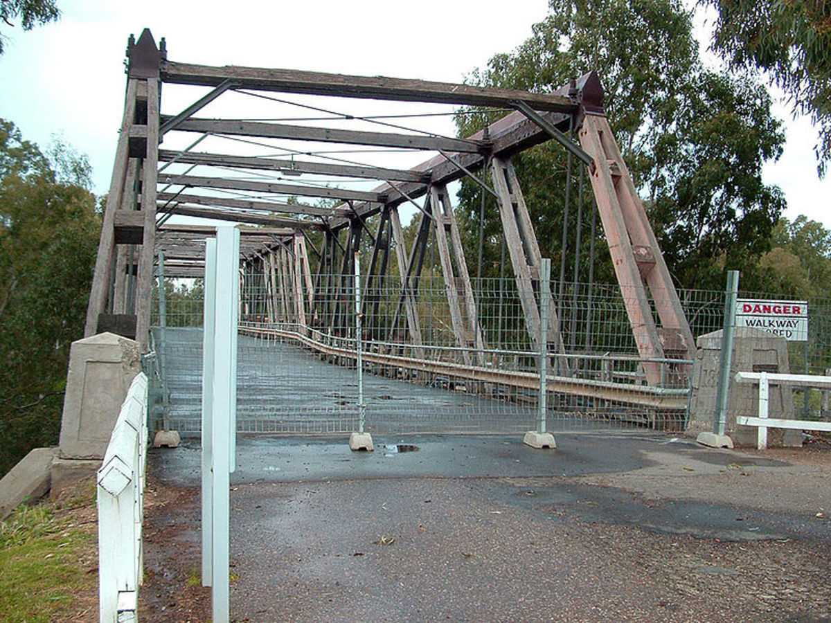 Types Of Truss Bridges