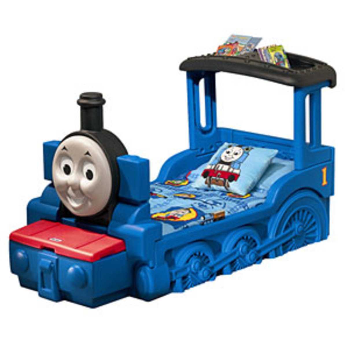 Thomas the Tank Engine Beds, Toppers and Bedroom Sets - Convert Bed into Thomas The Train Bed